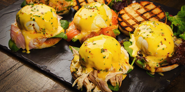 Eggs Benedict from Do.Main Deli & Bistrot in Marine Parade, Singapore