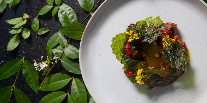 Evergreen from Cuisine de Garden at Ekkamai Soi 2 Phrakanong, Wattana Bangkok