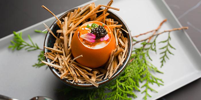 Farmer's Egg from Caffé B at Club Street, Singapore