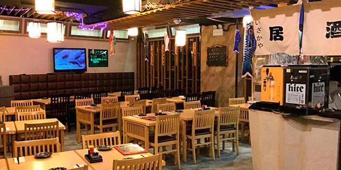 Interior, Gald Way Japanese Restaurant, Causeway Bay, Hong Kong