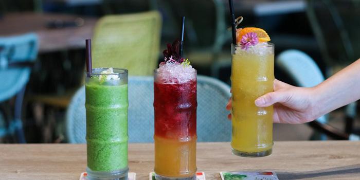 Beverages 1 at Lalla Jakarta