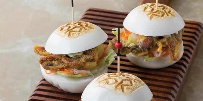 Soft Shell Crab Bao, Lobby Lounge, Hung Hom, Hong Kong
