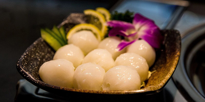 Meat Balls, Yang Xian Din Hot Pot, Mong Kok, Hong Kong