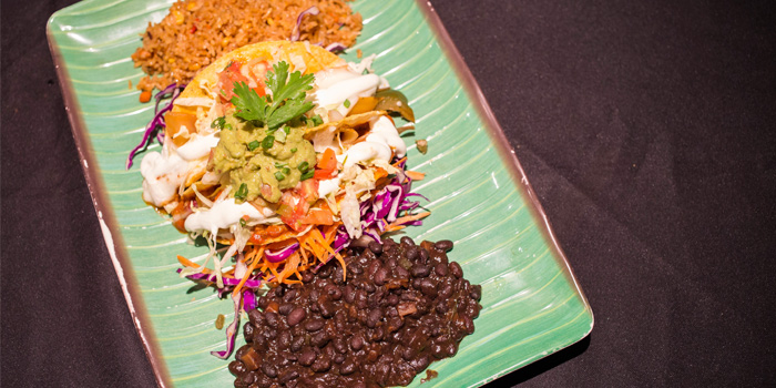 Mexican in Phuket from Coyote Mexican Bar & Grill in Patong, Phuket, Thailand.
