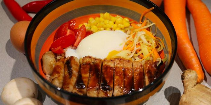 Teriyaki Chicken Bowl from G Bar & Grill at Apex @ Henderson in Bukit Merah, Singapore