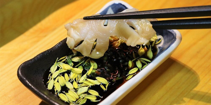 Geoduck from Southpaw Bar & Sushi in Jalan Besar, Singapore