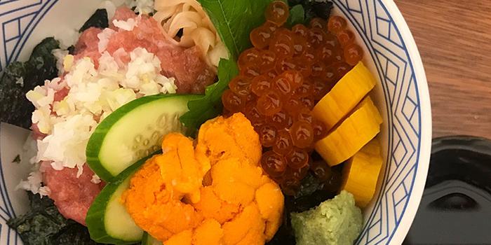 Seafood, Sushi Taki, Tsim Sha Tsui, Hong Kong