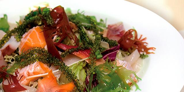 Seagrape, Gald Way Japanese Restaurant, Causeway Bay, Hong Kong