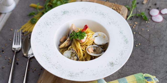 Spaghetti Sambal Matah at Leaf Connoisseur, Pacific Place