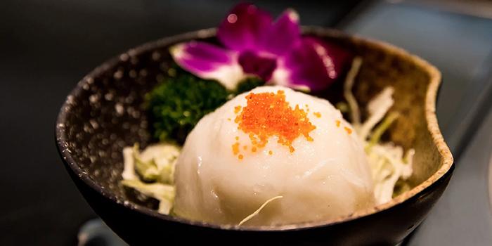 Squid Paste, Yang Xian Din Hot Pot, Mong Kok, Hong Kong