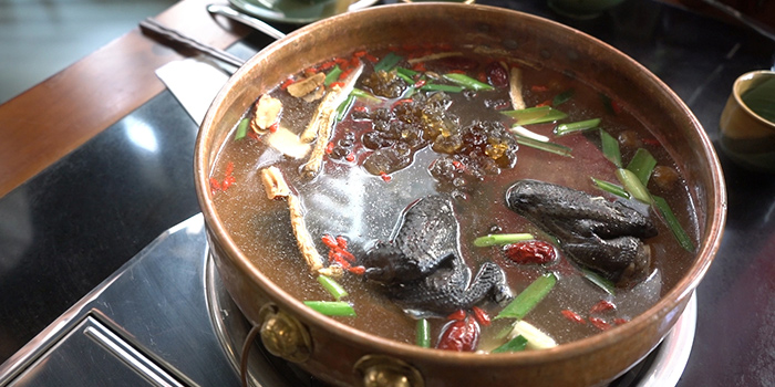 Hotpot, Yang Xian Din Hot Pot, Tsuen Wan, Hong Kong
