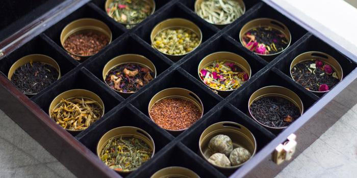 Tea Chest at Leaf Connoisseur, Pacific Place