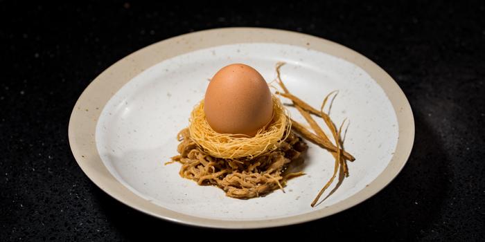 The Nest from Cuisine de Garden at Ekkamai Soi 2 Phrakanong, Wattana Bangkok