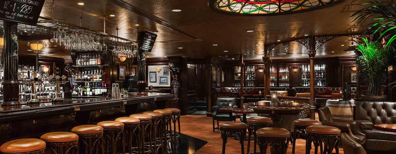 Tiffany Cafe Restaurant New York City
