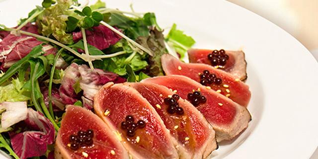 Tuna, Gald Way Japanese Restaurant, Causeway Bay, Hong Kong