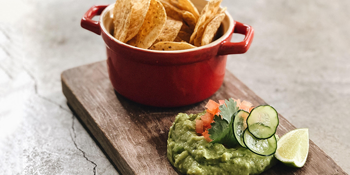 Mexican Guacamole from Winederlust in Little India, Singapore