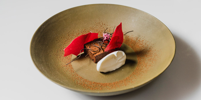 Dish 6 from BLANCO Par Mandif in Ubud, Bali