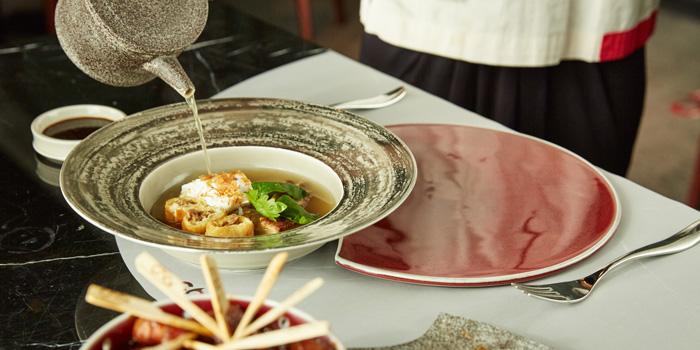 Dish 3 at 1945 Restaurant, Fairmont Jakarta
