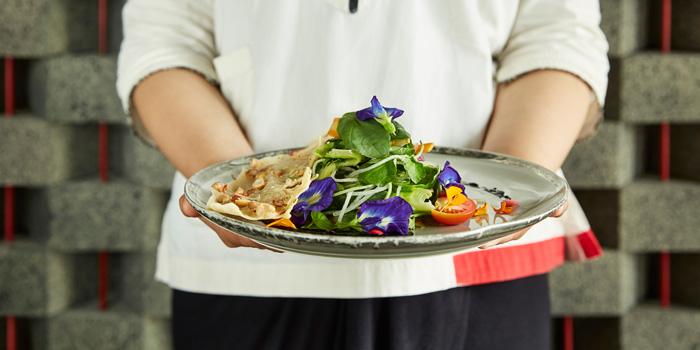 Dish 1 at 1945 Restaurant, Jakarta