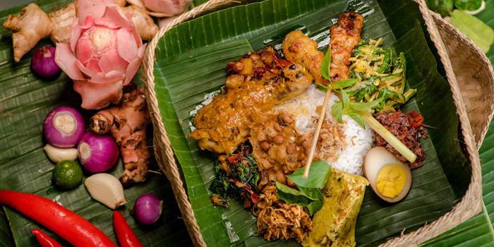 Dish 4 at DIALOG, Bali