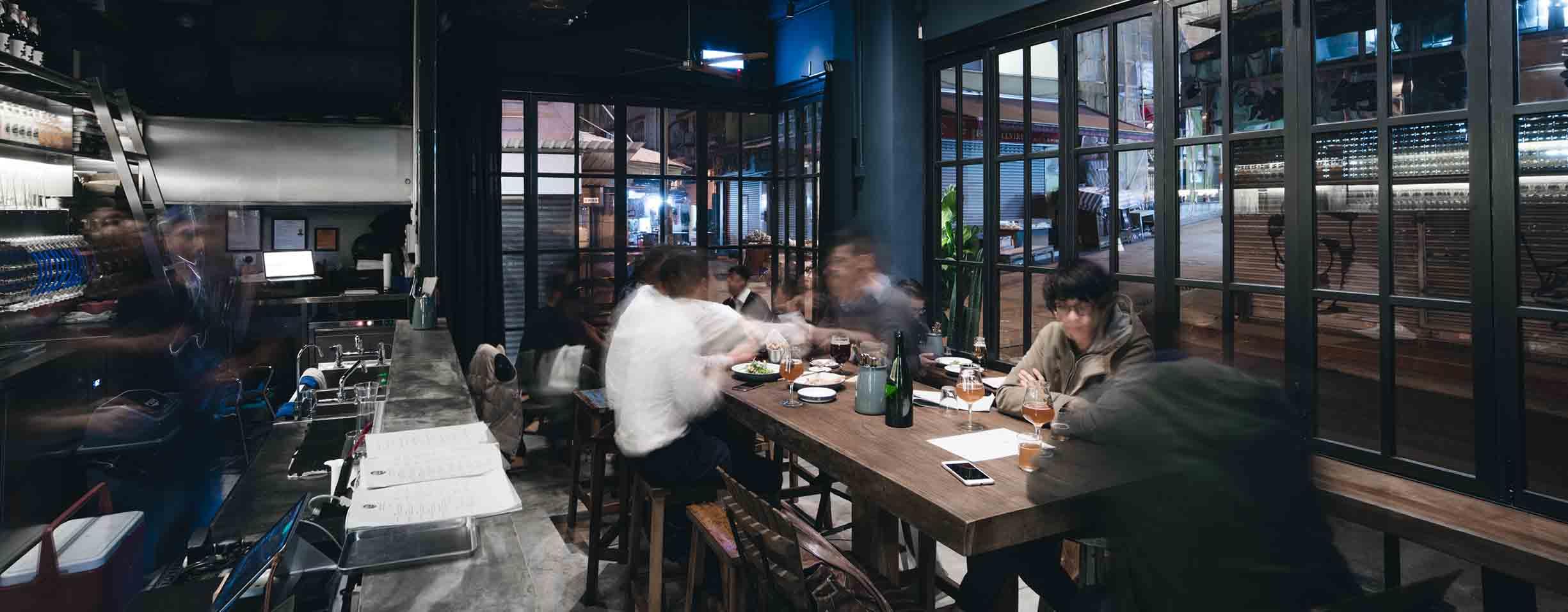 Blue Supreme, Sheung Wan