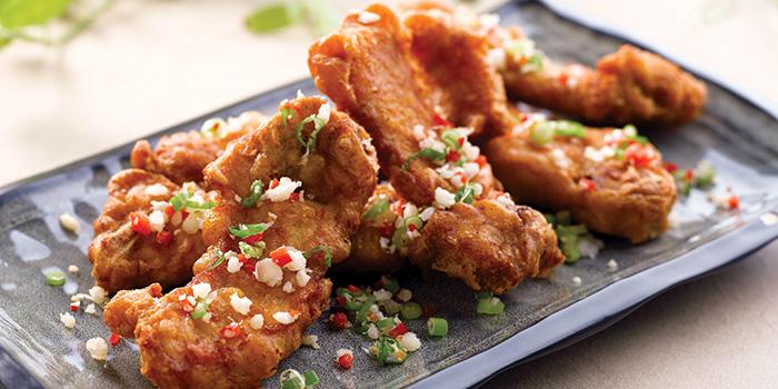 Deep Fried Pork Ribs from Crystal Jade Jiang Nan (Toa Payoh) at HDB Hub in Toa Payoh, Singapore