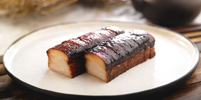 Crystal Jade Signature Pork Belly from Crystal Jade Kitchen (Clementi Mall) at The Clementi Mall in Clementi, Singapore