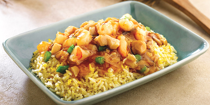 Hokkien Fried Rice from Crystal Jade Kitchen (Takashimaya) at Takashimaya Shopping Centre in Orchard, Singapore