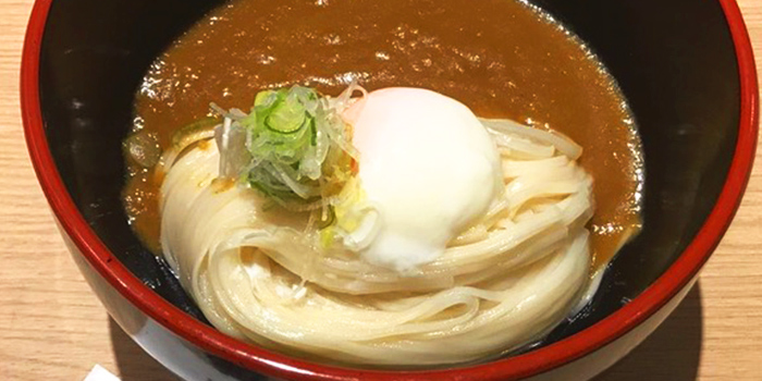Curry Udon Promotion from Inaniwa Yosuke in Wisma Atria Shopping Centre in Orchard Road, Singapore
