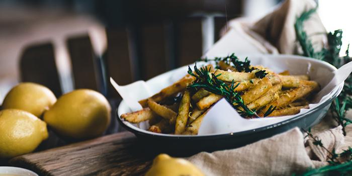 Fries, Blue Supreme, Sheung Wan, Hong Kong