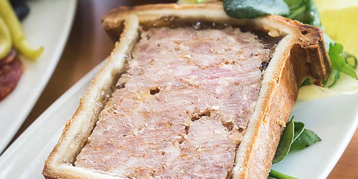 Pâté en Croûte from atout in Dempsey, Singapore