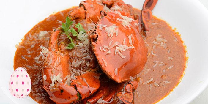 Pomelo Crab Egg