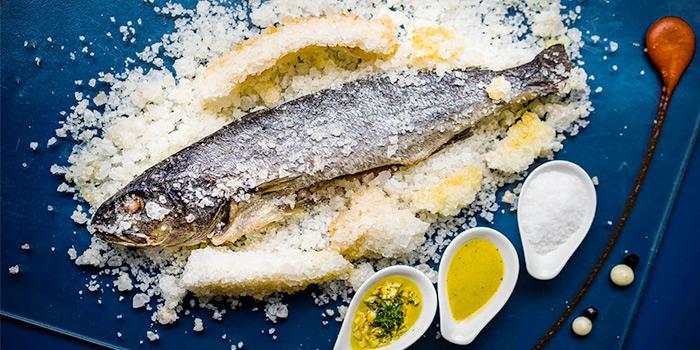 Baked Fish from Alati Divine Greek Cuisine in Tanjong Pagar, Singapore