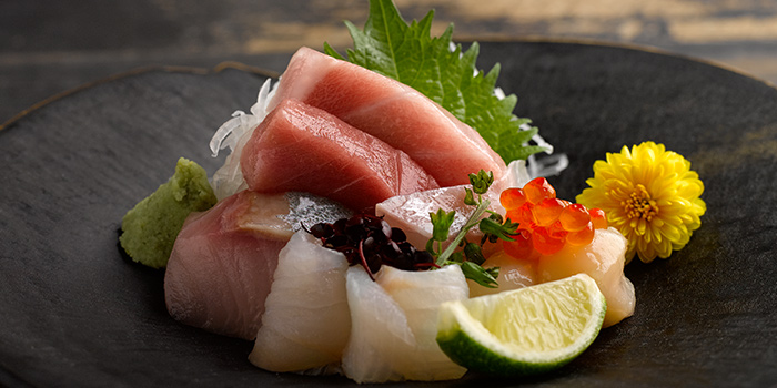 Sashimi Mori from Hinata at Robertson Walk in Robertson Quay, Singapore