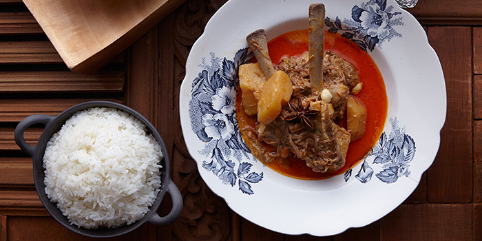Songkran Lamb Massaman Curry (11-30 Apr) from The Line in Shangri-La Hotel in Orchard, Singapore