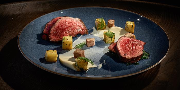 Steak, Gough