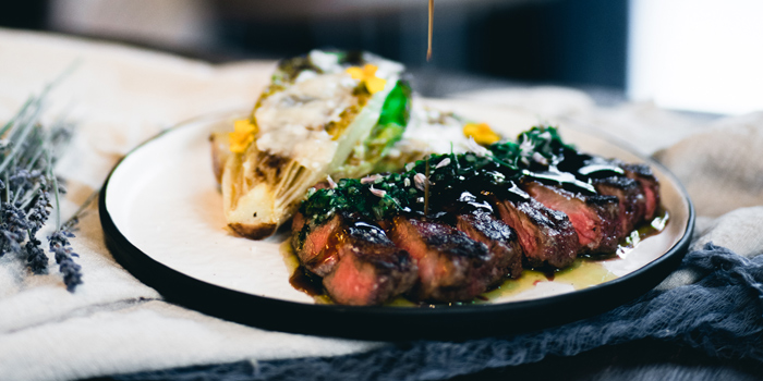 Steak, Blue Supreme, Sheung Wan, Hong Kong