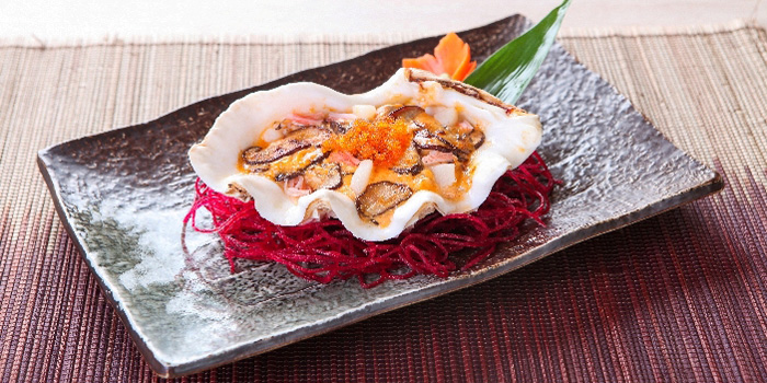 Dish 2 at Shabu Nobu Sushi Nobu, Plaza Indonesia