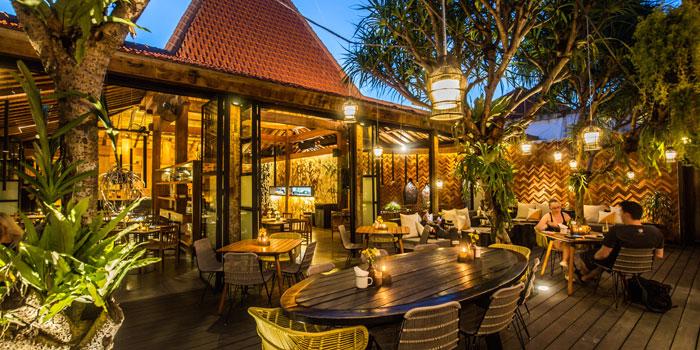 Interior 2 at The Savage Kitchen, Bali