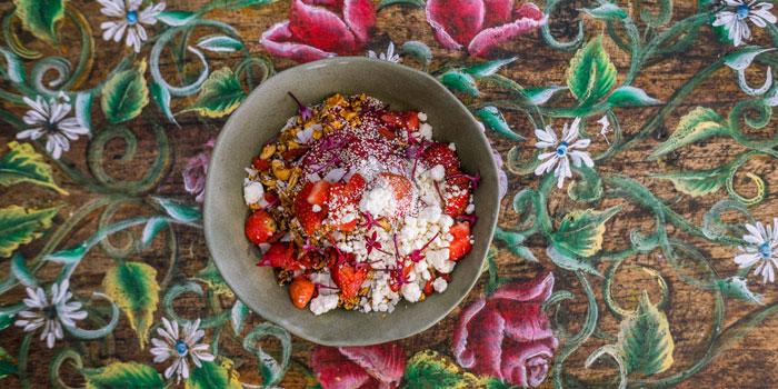 Dish 4 at La Laguna, Bali