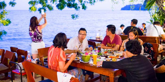 Enjoy Dinner of NIkita