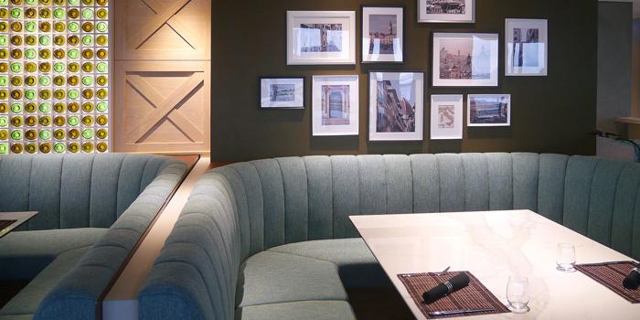 Interior, Bong - Italian Restaurant, Hung Hom, Hong Kong