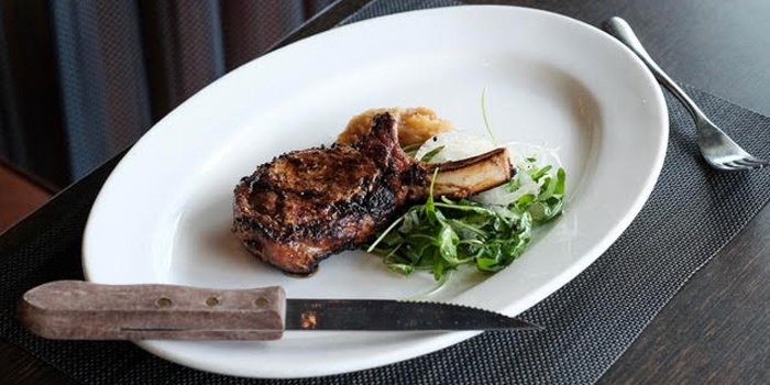 June Chope Exclusive from Wooloomooloo Steakhouse Singapore at Swissotel The Stamford in City Hall, Singapore