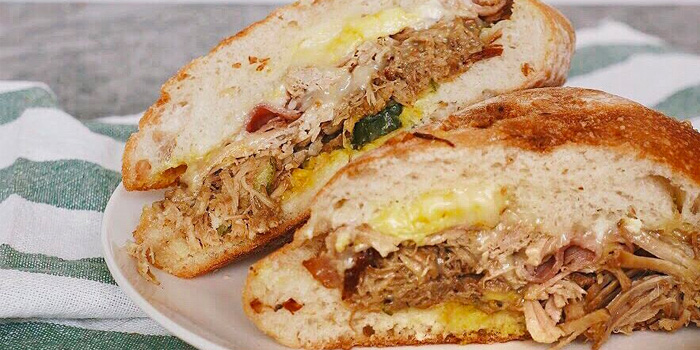 Cubano from 1KS by Park Bench Deli in Keong Saik, Singapore