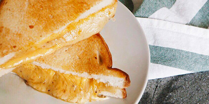 Grilled Cheese from 1KS by Park Bench Deli in Keong Saik, Singapore