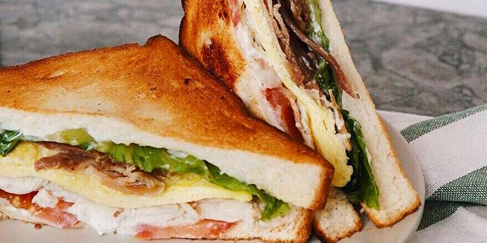 Turkey Sandwich from 1KS by Park Bench Deli in Keong Saik, Singapore
