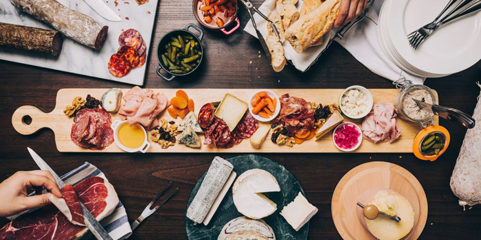1 Metre Board from Ginett Restaurant & Wine Bar in Bugis, Singapore