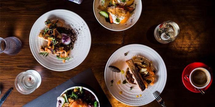 Lunch Set from Ginett Restaurant & Wine Bar in Bugis, Singapore