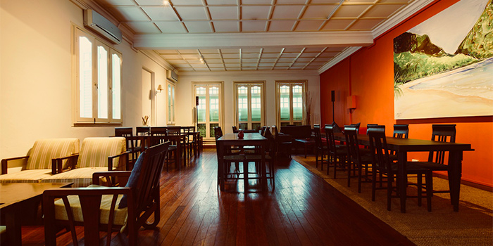 Event Space of Lime House in Chinatown, Singapore