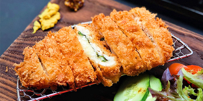 Chicken Fillet Shiso Cheese from Panko in Bugis, Singapore